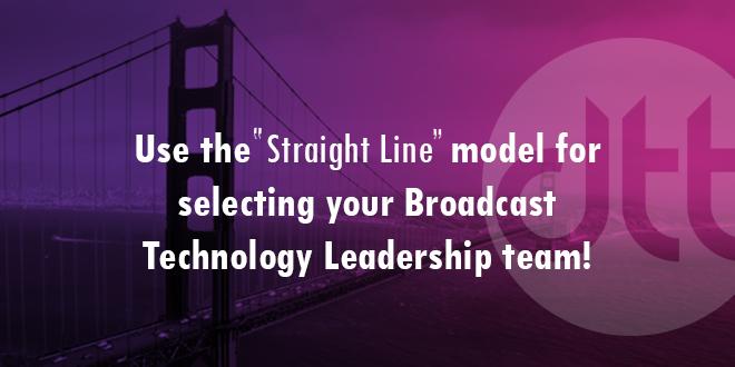 Broadcast Technology Leadership Team